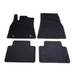 Autofußmatten-Set 4-tlg. für Mercedes W169 A-Klasse