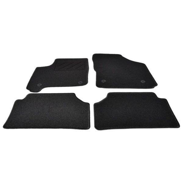 4-tlg. Autofußmatten-Set für Opel Meriva A