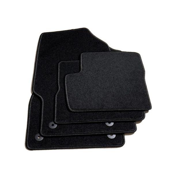 Autofußmatten-Set 4-tlg. für Opel Corsa D