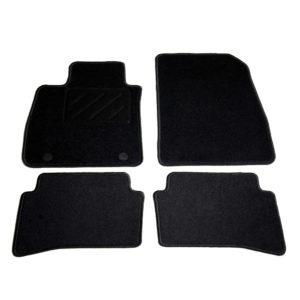 Autofußmatten-Set 4-tlg. für Renault Clio IV