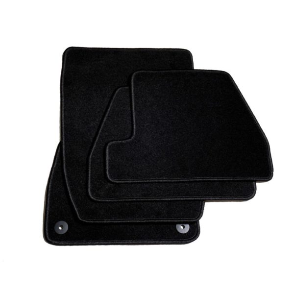 Autofußmatten-Set 4-tlg. für Ford Focus III