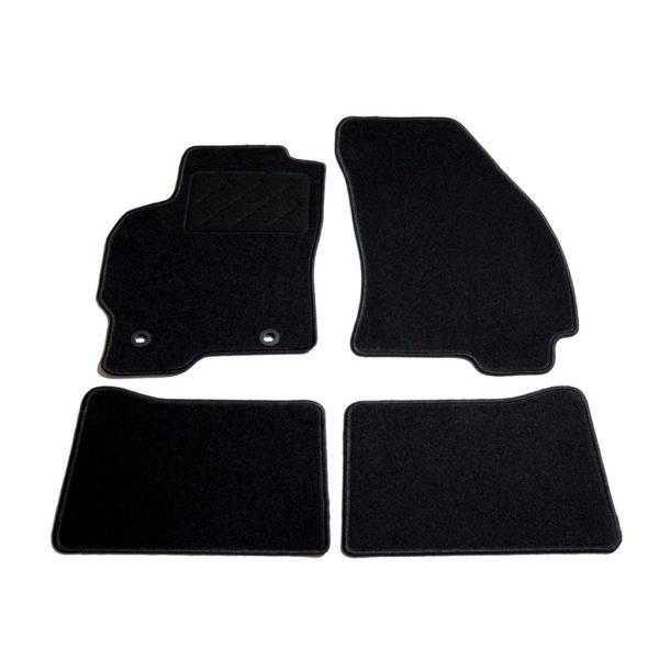 Autofußmatten-Set 4-tlg. für Ford Mondeo III