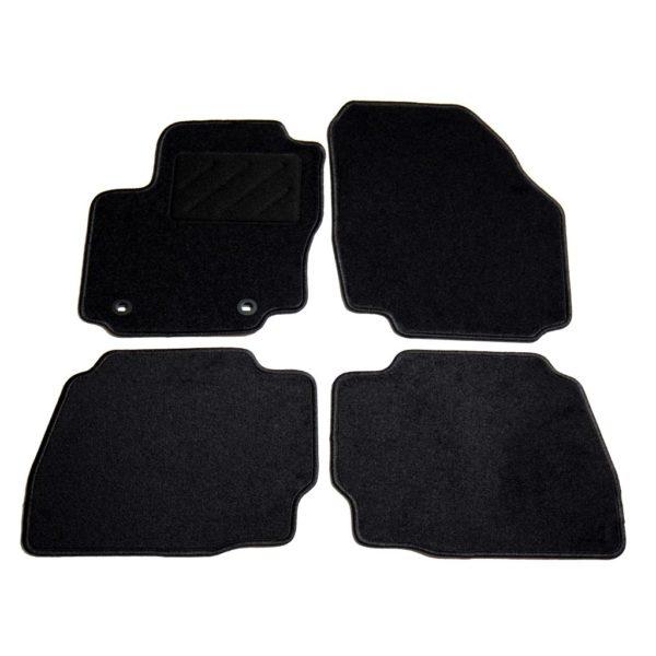Autofußmatten-Set 4-tlg. für Ford Mondeo IV