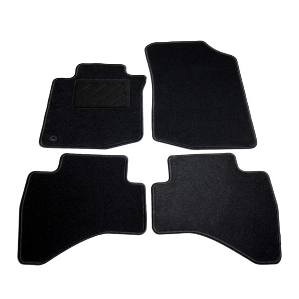 Autofußmatten-Set 4-tlg. für Toyota Aygo