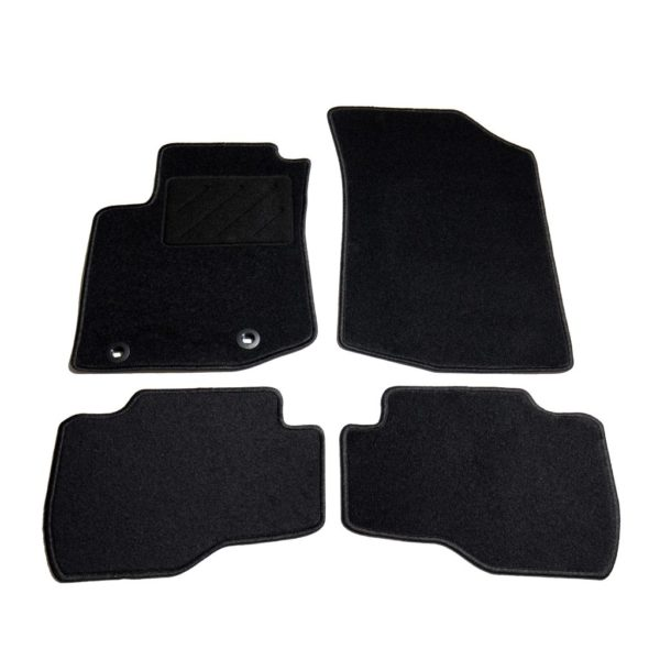 Autofußmatten-Set 4-tlg. für Toyota Aygo II