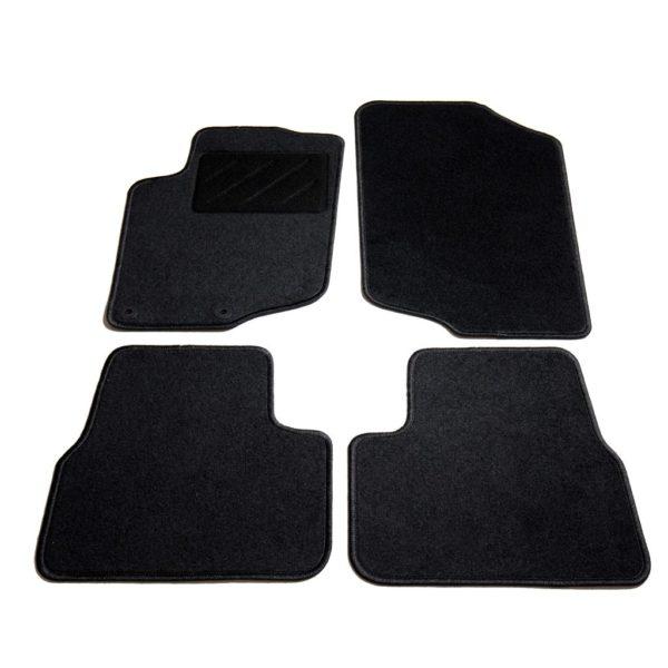 Autofußmatten-Set 4-tlg. für Peugeot 207