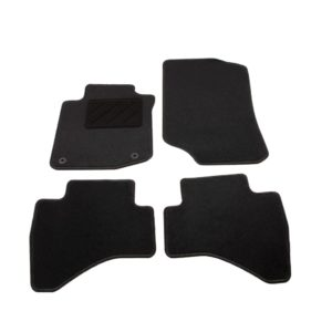 Autofußmatten-Set 4-tlg. für Peugeot 107
