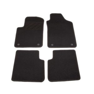 Autofußmatten-Set 4-tlg. für Fiat 500 C Twinair
