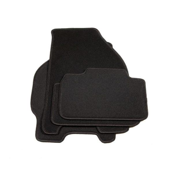 Autofußmatten-Set 4-tlg. für Fiat Punto II