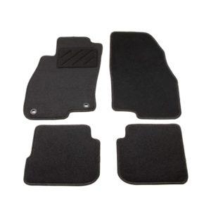 Autofußmatten-Set 4-tlg. für Fiat Punto Evo
