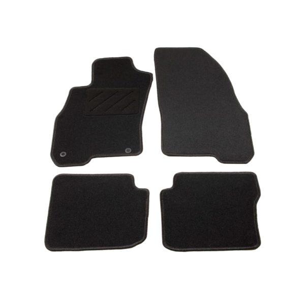 Autofußmatten-Set 4-tlg. für Fiat Punto III