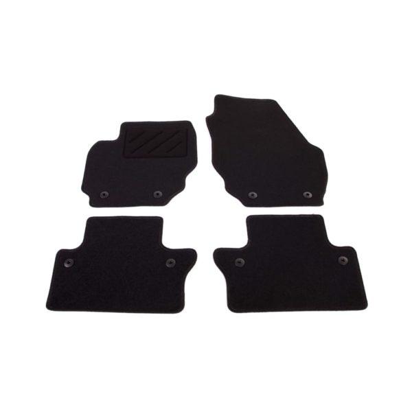 Autofußmatten-Set 4-tlg. für Volvo V70/XC 70