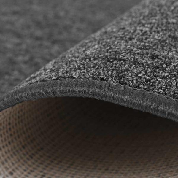 Teppich Getuftet 160 x 230 cm Grau