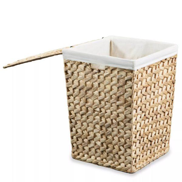 Wäschekorb-Set 2 Stk. Wasserhyazinthe