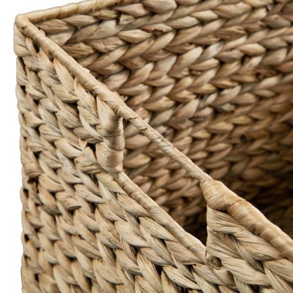 Ablagekorb-Set 3 Stk. Wasserhyazinthe