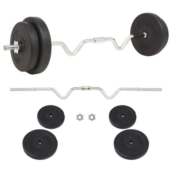 Langhantel-Set 30 kg