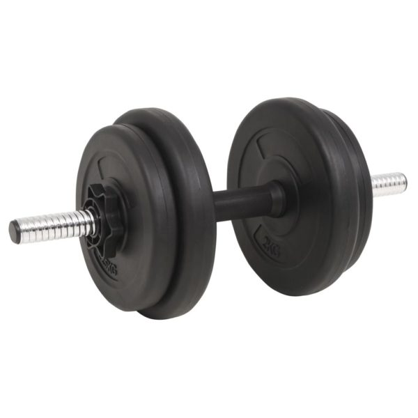 Langhantel- und Kurzhantelset 60 kg
