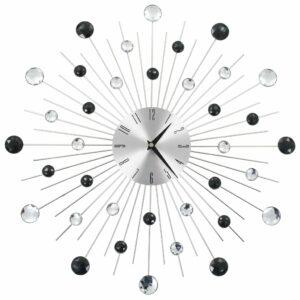 Wanduhr mit Quarzwerk Modernes Design 50 cm