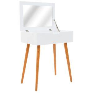 Schminktisch mit Spiegel MDF 60 x 40 x 75 cm