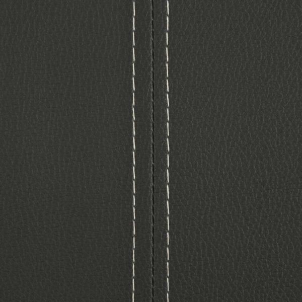 Freischwinger 4 Stk. Grau Kunstleder