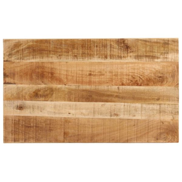 Couchtisch Mango-Massivholz 100×60×40 cm