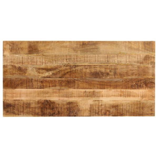 Esszimmertisch Mangoholz Massiv 120 x 60 x 76 cm