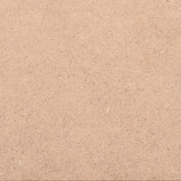 MDF-Platte Rechteckig 120×60 cm 25 mm