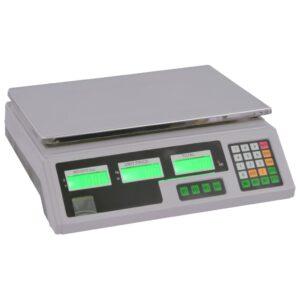 Digitalwaage 30 kg mit Akku