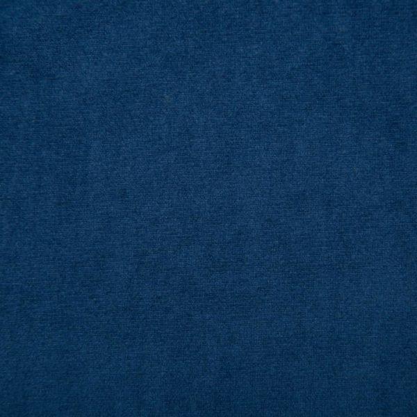 Chesterfield Sofa L-förmig Samtbezug 199x142x72 cm Blau