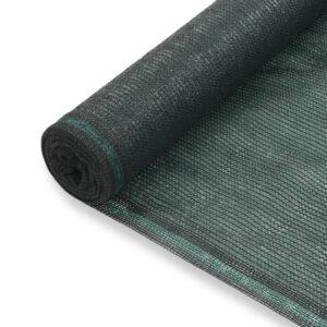 Tennisnetz Grün 1,2 x 100 m HDPE