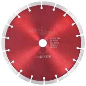 Diamant-Trennscheibe Stahl 230 mm
