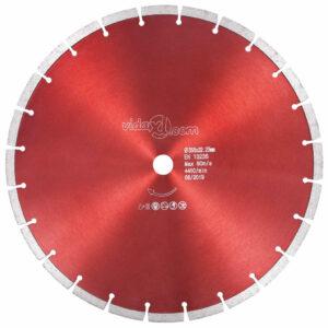 Diamant-Trennscheibe Stahl 350 mm