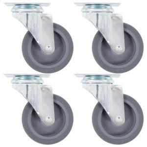 Lenkrollen 4 Stk. 75 mm