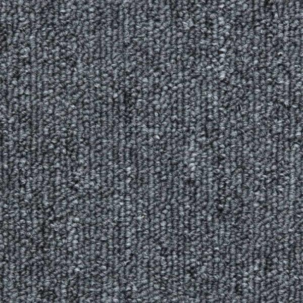 15 Stk. Treppenmatten Dunkelgrau 56 x 17 x 3 cm