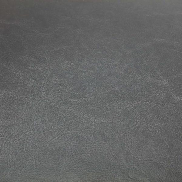 Sessel Grau Kunstleder