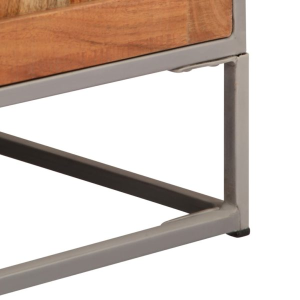 Sideboard 65 x 30 x 75 cm Akazienholz Massiv