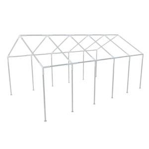 Stahlrahmen für Partyzelt 10 x 5 m