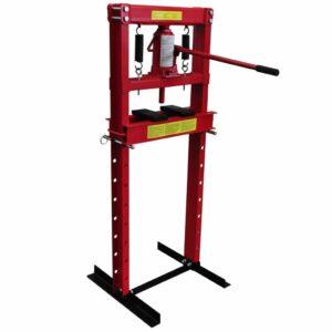 Hydraulische Werkstattpresse mit 12 t Pressdruck