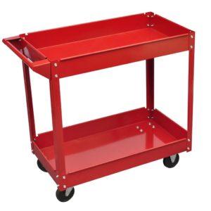 Werkstattwagen 2 Ablagen 100 kg