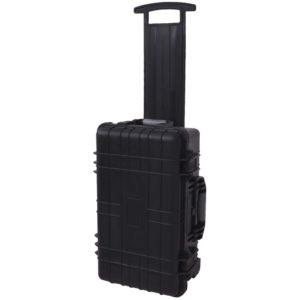 Rollender Transportkoffer Koffer wasserdicht mit Schaum