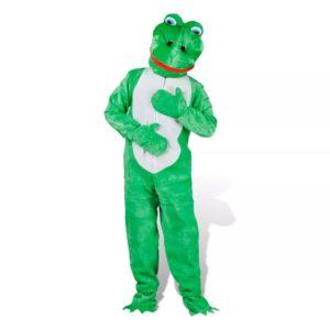 Kostüm Frosch Froschkostüm Faschingkostüm Karneval XL-XXL