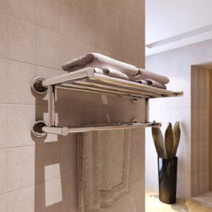 Handtuchhalter 6 Stangen Edelstahl