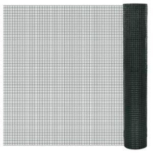 1m x 25m Drahtgitter Maschendraht Volierendraht , 25x25mm
