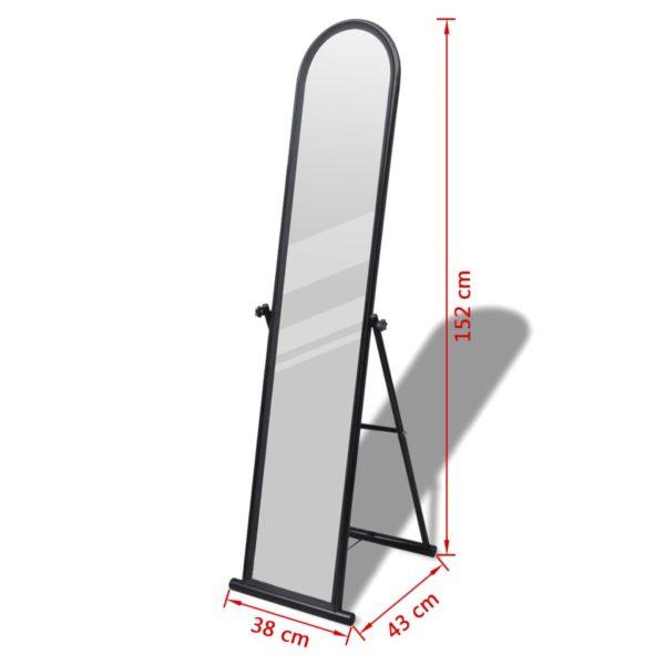 Standspiegel Spiegel Ankleidespiegel Ganzkörperspiegel