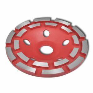 Schleiftopf Diamant Schleifteller Betonschleifer 180mm