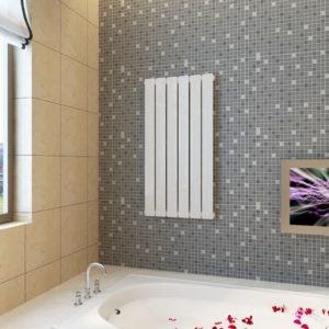 Paneelheizkörper Weiß 465 × 900 mm