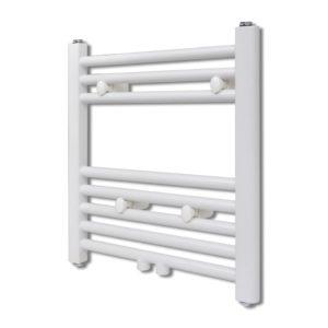 Badheizkörper Handtuchhalter gerade Rohre 480 × 480 mm
