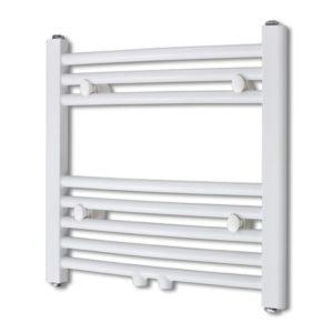 Badheizkörper Handtuchhalter gebogen 480×480mm Seiten-/Mittelanschluss