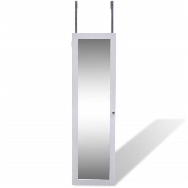 Schmuckschrank Wandschrank Hängeschrank Spiegel 2 Türhängern