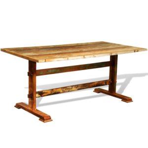 Esstisch Vintage Altholz
